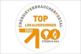 Top-Lokalversorger 2020 Strom & Gas